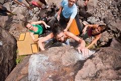 Encuentro de bloque de Mogan, boulder Mogan, Gran Canaria Boulder 066