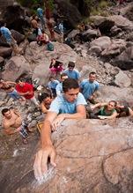 Encuentro de bloque de Mogan, boulder Mogan, Gran Canaria Boulder 071