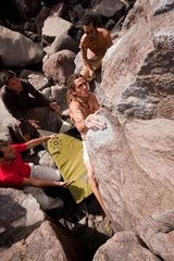 Encuentro de bloque de Mogan, boulder Mogan, Gran Canaria Boulder 072