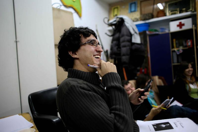 Alberto, el director