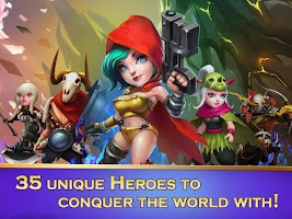 Screenshot of Clash of Lords 2