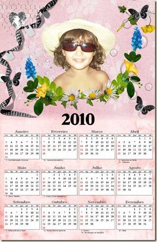 Calendário Isa 2