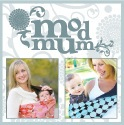 Mod Mum Banner