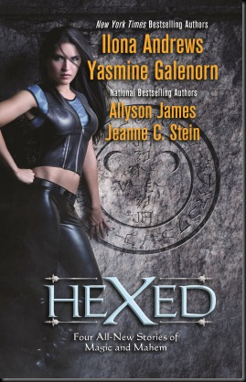 Hexed-Anthology- Ilona Andrews - OCTOBER 2010 REVEAL