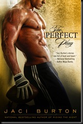 The Perfect Play - Jaci Burton - May Cover Reveal