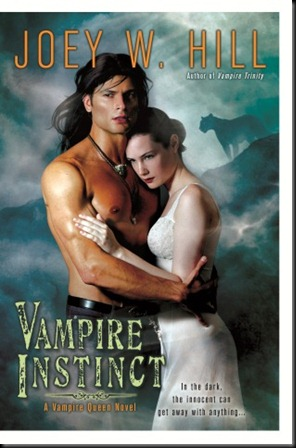 Vampire Instinct - Joey W. Hill - OCTOBER 2010 REVEAL