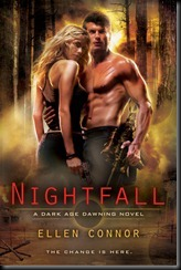 NIGHTFALL - Ellen Connor aka Carrie Lofty and Ann Aguirre - SEPTEMBER 2010 Reveal