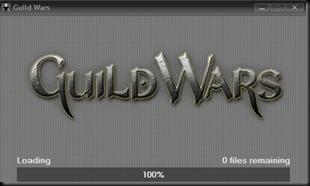 Guild Wars Loading Screen