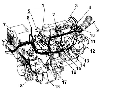 Camry V6 Engine Diagram