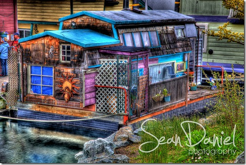 The Old Houseboat