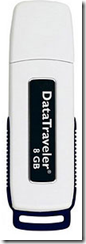 SanDisk DataTraveler 8GB