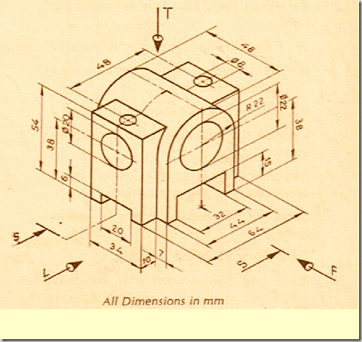 2d And 3d Cad Designing Drafting And Cad Tutorials Autocad Exercises