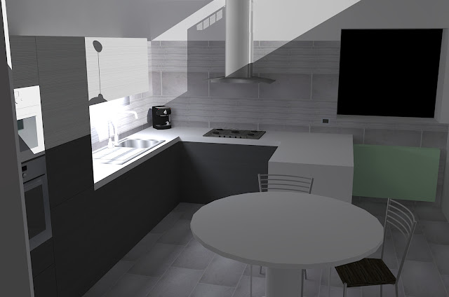 Forum Arredamento.it •HELP!!! Rivestimento cucina zona cappa...e ...