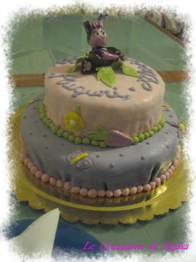 torta decorata numero quattro... IMG_0871