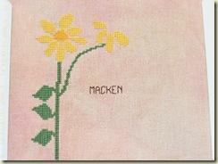Baby Sampler - Mackenzie 5-2-09