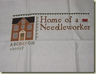 Needleworker 5-5-09