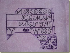 La D Da Quaker Alphabet 6-14-09