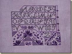 La D Da Quaker Alphabet 7-8-09