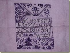 La D Da Quaker Alphabet 8-11-09