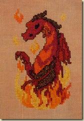 Dragon of Fire 9-18-10 Finish