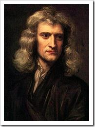 图片:46岁时的牛顿