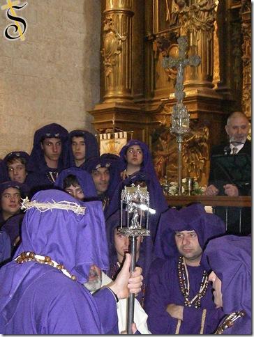 Entrega  Vara Jesús Nazareno 2.009_1