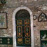 En rig dør i Taormia