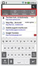 Firefox Mobile Beta
