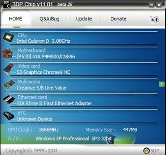 3DP Chip v11.01 beta28