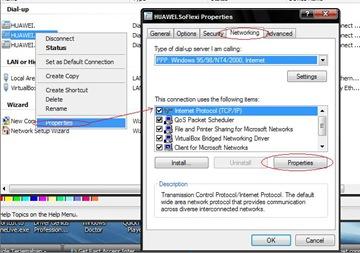 net IP SET