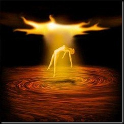 energia reparando un cuerpo.