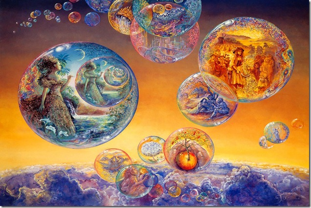 mystical_fantasy_paintings_kb_Wall_Josephine-Bubbles_of_Time
