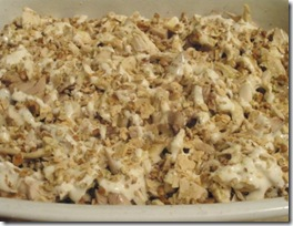 chicken & rice casserole 2