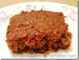 Namaste molasses bars
