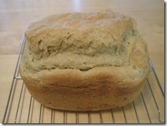 sorghum loaf