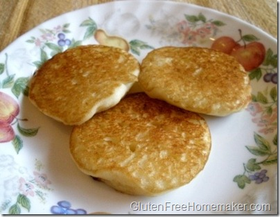 Bisquick pancakes