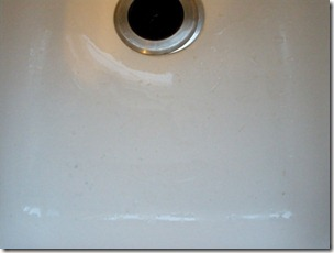 sink - clean