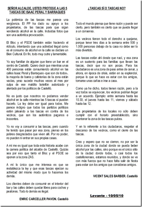 Levante 10-05-10