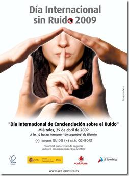 Cartel-MARM-DiaRuido2009
