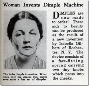 dimplemachine