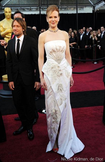 Nicole Kidman, de Dior
