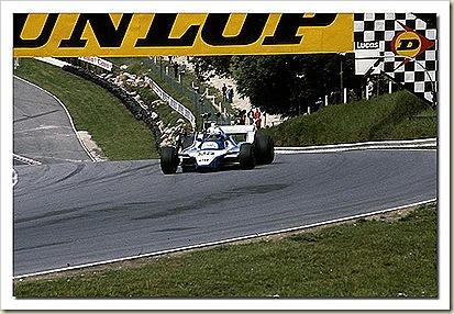 Ligier JS 11 1980