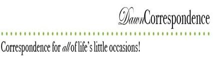 Dawn Correspondence