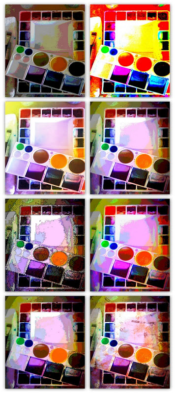Palette Collage 4
