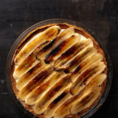 Banana Icebox Pie