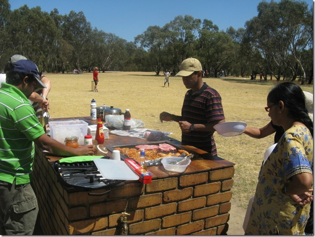Merill S Meandering Thoughts Australia Day Bbq