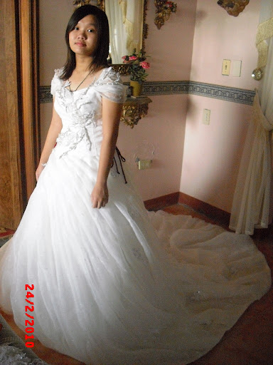 Romantic Bridal Gown 2010