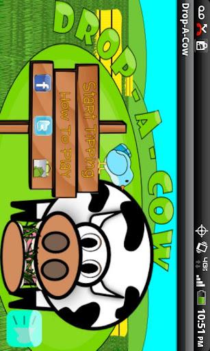 Drop-A-Cow
