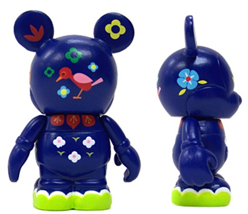 Global Disney Pinvestigation Vinylmation Connection It