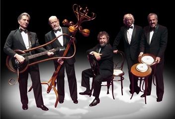 Les Luthiers y Les Luthonetteries